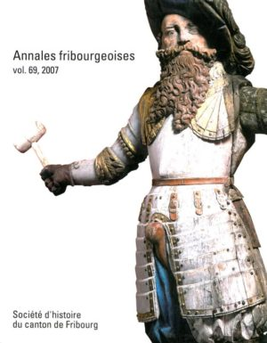 AF69 Annales fribourgeoises 2007