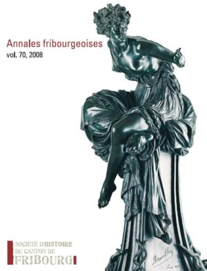 AF70 Annales fribourgeoises 2008