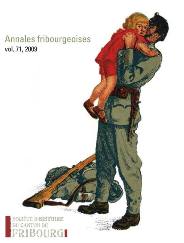 AF71 Annales fribourgeoises 2009