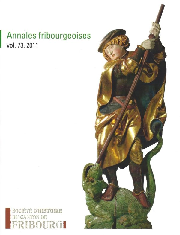 AF73 Annales fribourgeoises 2011