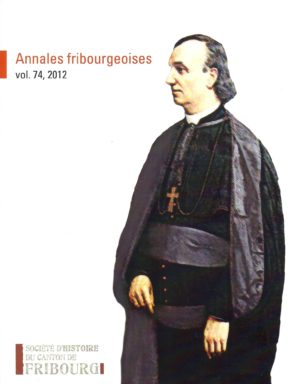 AF74 Annales fribourgeoises 2012