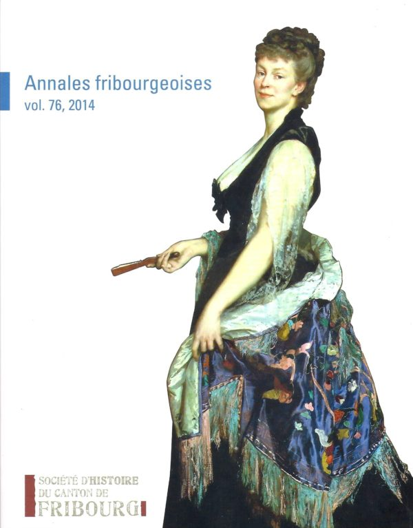 AF76 Annales fribourgeoises 2014