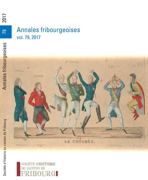 AF79 Annales fribourgeoises 2017