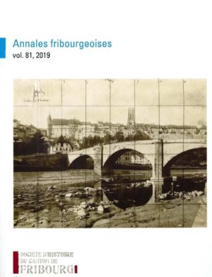 AF81 Annales fribourgeoises 2019