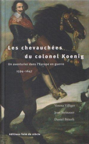 HC1 Les chevauchées du colonel Koenig