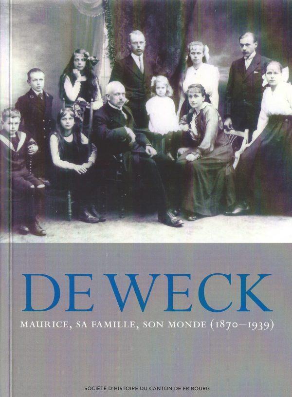 NA09 Souvenirs de Maurice de Weck