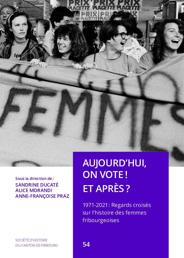 NA54 Aujourd'hui, on vote! Et après?